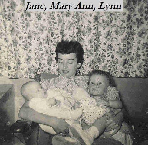 Family History Of Mary Ann Bell And Howard Dahlheimer